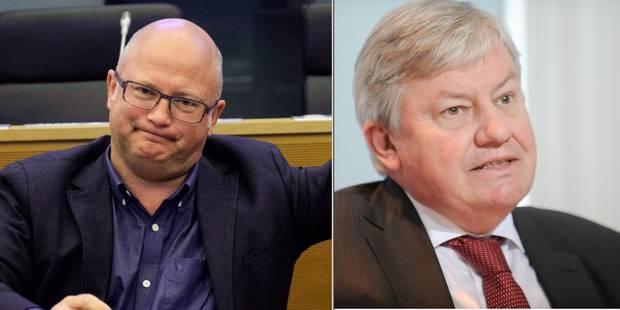 """Le ministre Marcourt dénonce le """"poujadisme"""" du MR qui l'accuse d'abandonner les étudiants - La Libre"""