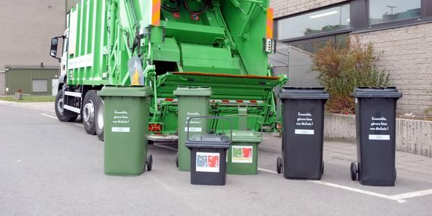 La grève à l'intercommunale des déchets HYGEA continuera jusque lundi soir - La Libre