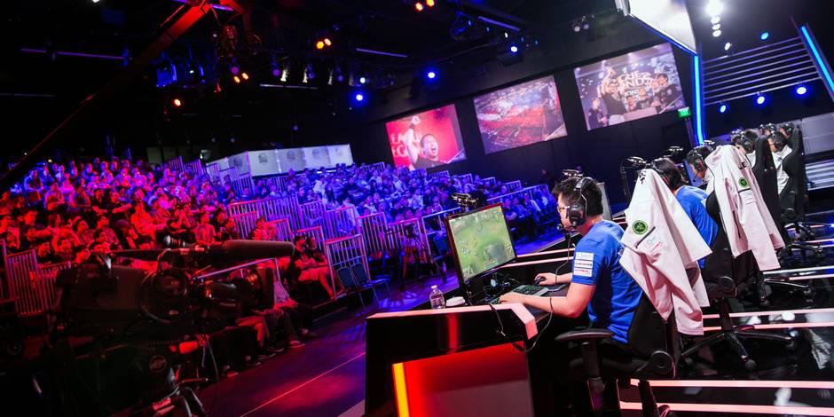 La pratique des jeux vidéo est-elle un sport? - La Libre