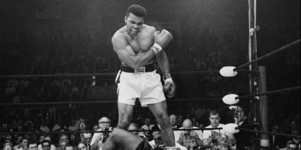 La légende de la boxe Mohamed Ali est décédée - La Libre
