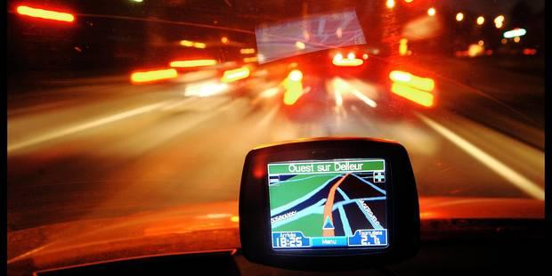 Changement de nom de rues à Charleroi: le cauchemar du GPS - La Libre
