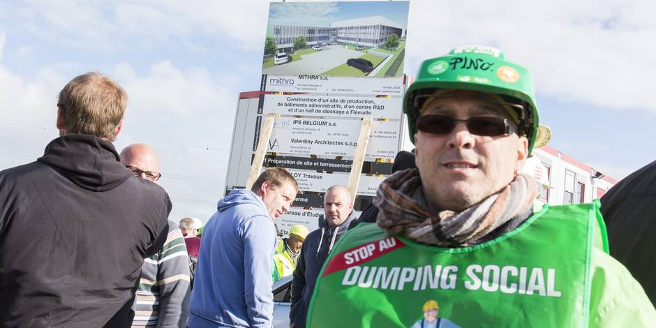 "Dumping social à Liège: ""On ne va pas assez loin"" - La Libre"