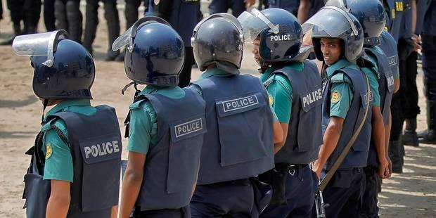 Bangladesh: la police mène des opérations meurtrières contre des islamistes - La Libre