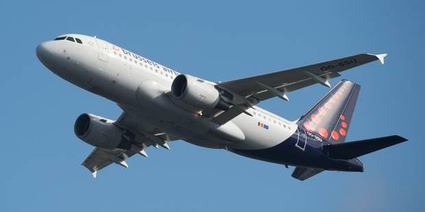 Un corps retrouvé dans un avion de Brussels Airlines - La Libre