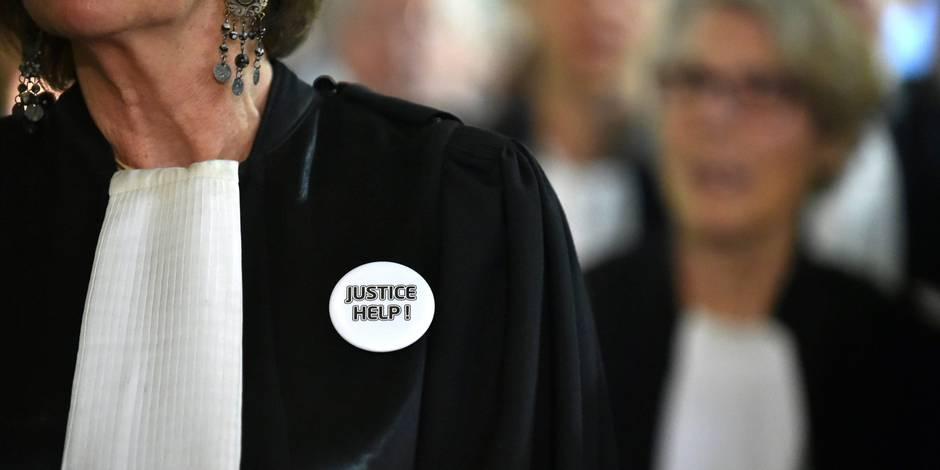 Edito: les Belges veulent une justice forte - La Libre