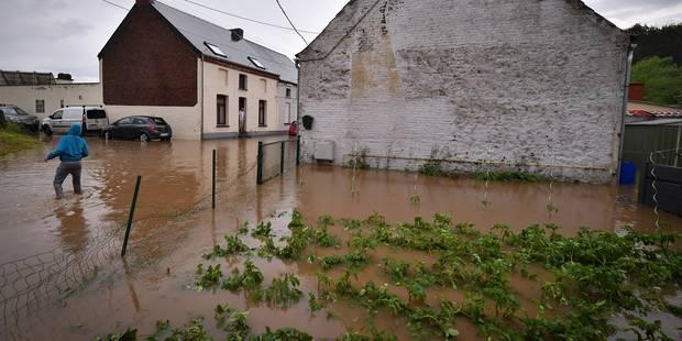 Inondations: alerte de crue en Wallonie et en Flandre, le tunnel Woluwe rouvert dans les deux sens (PHOTOS ET VIDEOS) - ...