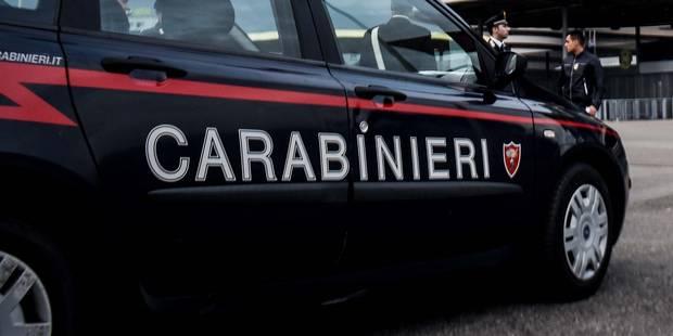 Un policier italien abat un migrant qui l'avait poignardé lors d'une rixe - La Libre