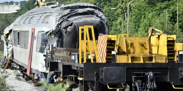 Accident ferroviaire à Saint-Georges-sur-Meuse: le conducteur du train aurait freiné trop tardivement - La Libre