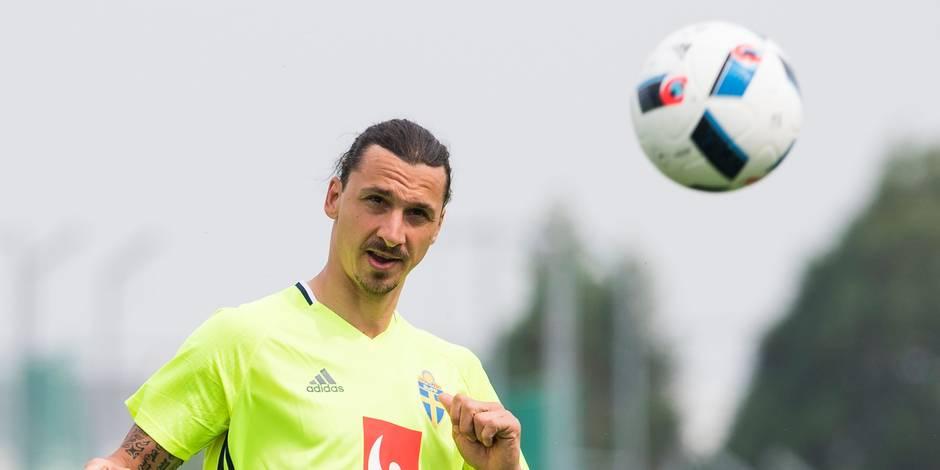 """Zlatan Ibrahimovic : """"Tout est possible"""" dans cet Euro"""