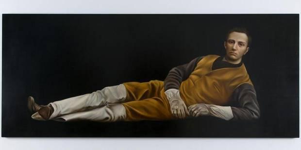 Les portraits énigmatiques de Sophie Kuijken - La Libre