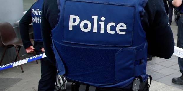 Croquis de justice: bagarre générale à Tartelette - La Libre