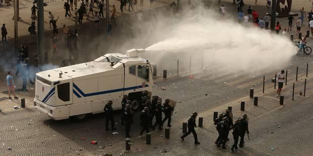 Euro 2016 : la France face aux critiques après les violences de Marseille - La Libre