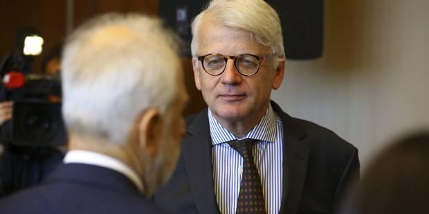 L'ambassadeur de l'UE en Turquie démissionne après avoir irrité Ankara - La Libre