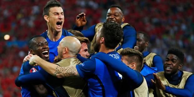 France-Albanie: sans Griezmann, les Bleus faisaient grise mine (2-0) - La Libre