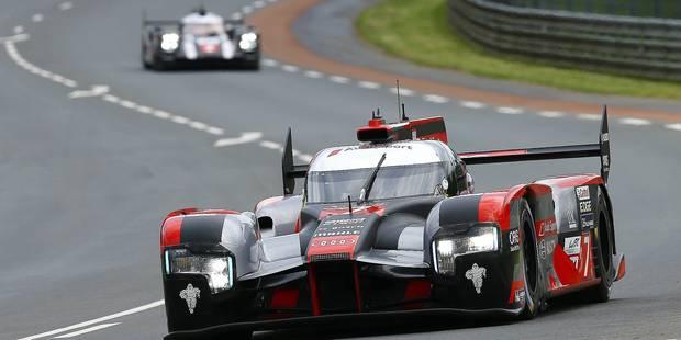 A trois pour la victoire au Mans - La Libre