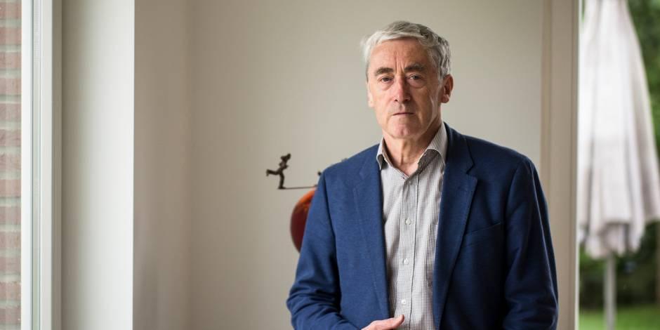 """Paul De Grauwe: """"Que les Britanniques s'en aillent, on aura moins d'ennuis"""" - La Libre"""