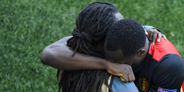 """Emotion pour Lukaku: """"J'ai pleuré en repensant aux sacrifices consentis par ma maman"""" - La Libre"""