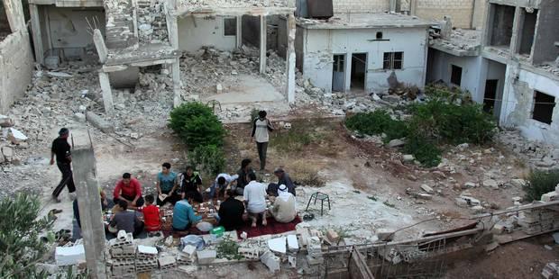 """Syrie: Washington """"préoccupé"""" par les bombardements russes - La Libre"""