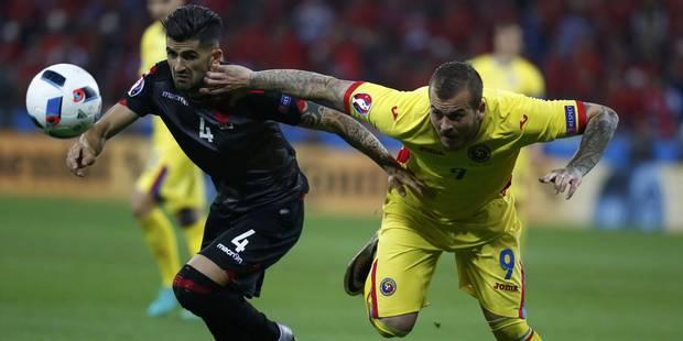 Euro 2016: la vaillante Albanie élimine la Roumanie (0-1) - La Libre