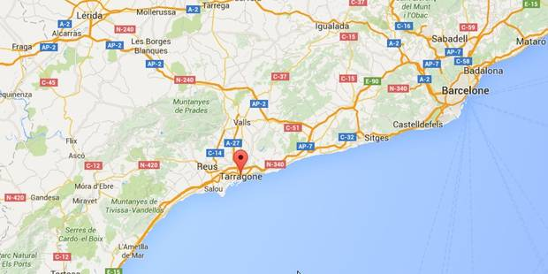 Deux septuagénaires belges se noient sur une plage proche de Tarragone - La Libre