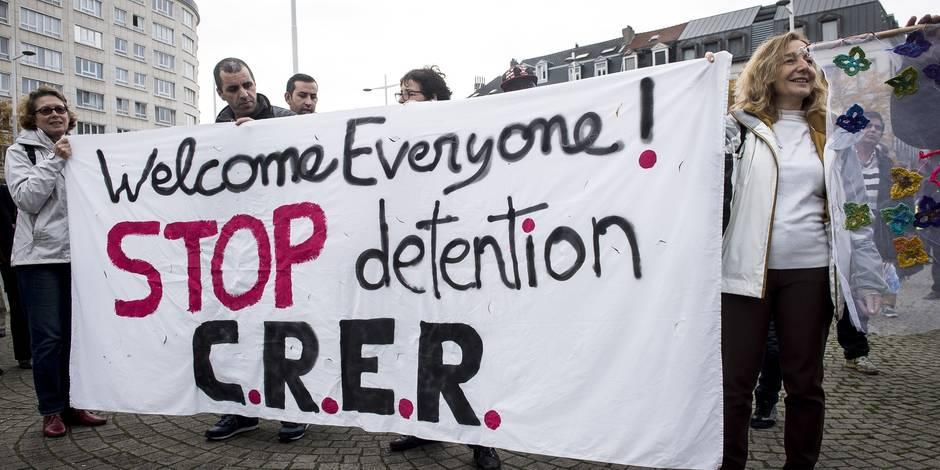 Détention des familles avec enfants mineurs en centre fermé : le Conseil d'Etat donne raison à huit ONG