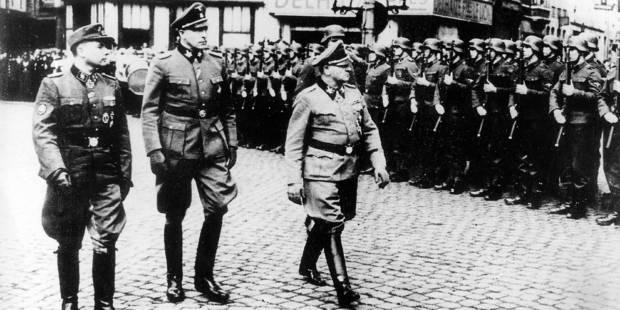 Des pensions allemandes qui dérangent encore 70 ans après - La Libre