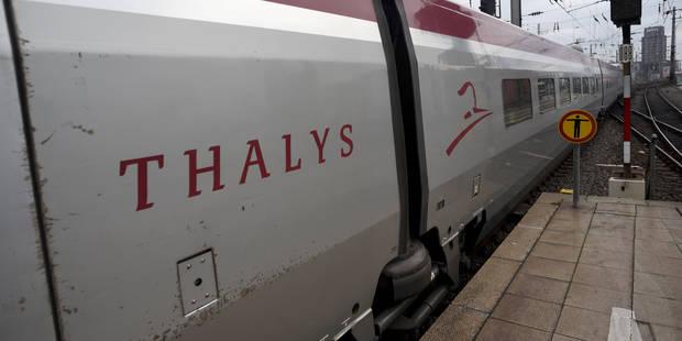Tentative d'attentat dans le Thalys: 7 nouvelles perquisitions, pas d'interpellation - La Libre