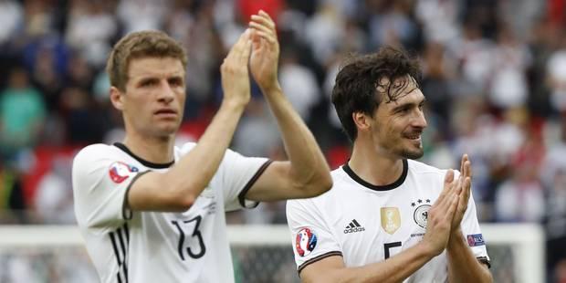 Euro 2016: le point sur les huitièmes - La Libre