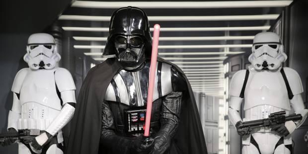 "Dark Vador de retour dans le prochain ""Star Wars"" - La Libre"