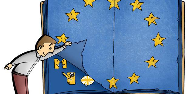 Un récit romantique pour l'Europe - La Libre