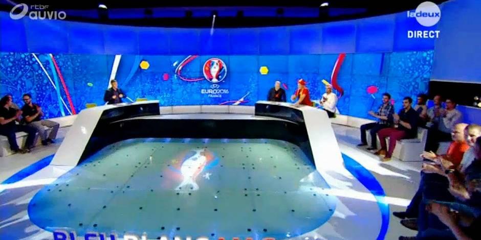 Euro: A chacun son consultant en ballon rond - La Libre