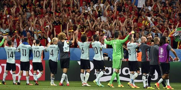 Euro 2016: à combien s'élèvent les primes des Diables rouges? - La Libre