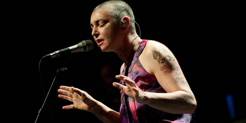 La chanteuse Sinead O'Connor menace de se suicider