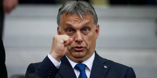 La Hongrie à l'Euro: Une victoire du Premier ministre Viktor Orban - La Libre