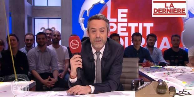 """L'émouvante """"der"""" du Petit Journal et un plateau ravagé ! - La Libre"""
