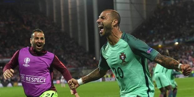 Le Portugal se qualifie au bout de l'ennui en battant la Croatie (1-0) - La Libre