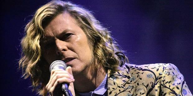 La guitare de Prince et une boucle de cheveux de Bowie vendues pour plus de 150.000 dollars - La Libre