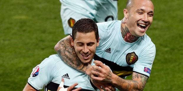 """Hongrie - Belgique: Hazard élu """"Homme du Match"""" - La Libre"""