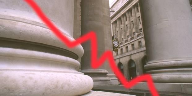 Les marchés boivent encore la tasse après le Brexit - La Libre