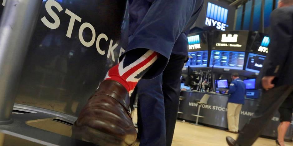 Édito: Crise bancaire, le retour - La Libre