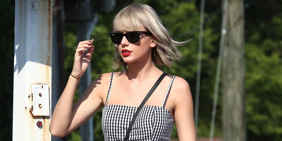 Taylor Swift Offusquee D Etre Nue Dans Le Lit Aux Cotes De Kanye West La Libre