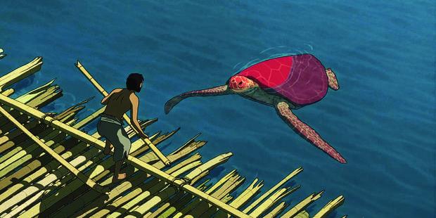 """""""La tortue rouge"""": Un conte aquatique de rêve - La Libre"""