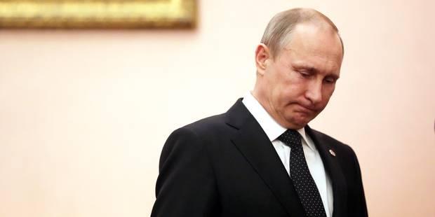 Poutine ordonne la levée des sanctions contre la Turquie dans le domaine touristique - La Libre