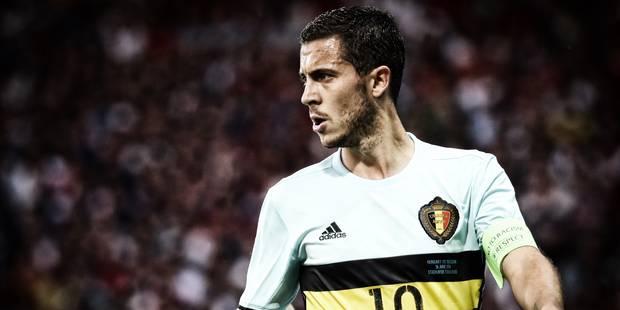 Hazard finira-t-il meilleur joueur de l'Euro? - La Libre