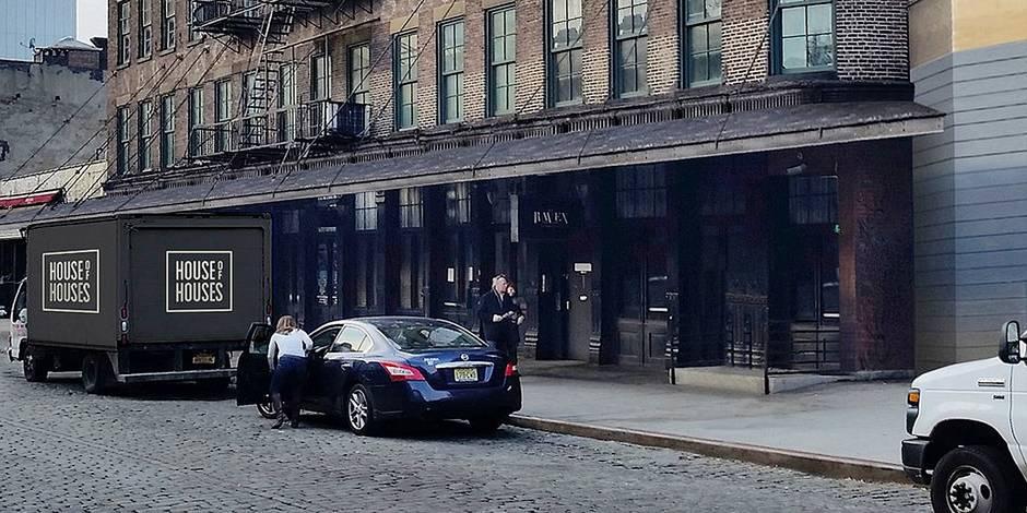 Le projet raté de la vitrine du luxe belge à New York - La Libre