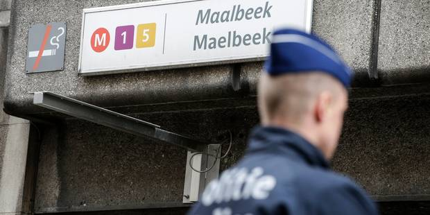 Menace terroriste: bientôt 122 personnes de plus pour assurer la sécurité dans le métro - La Libre