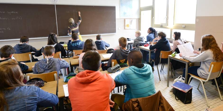 Le cours de citoyenneté cache un débat entre deux visions de l'enseignement - La Libre