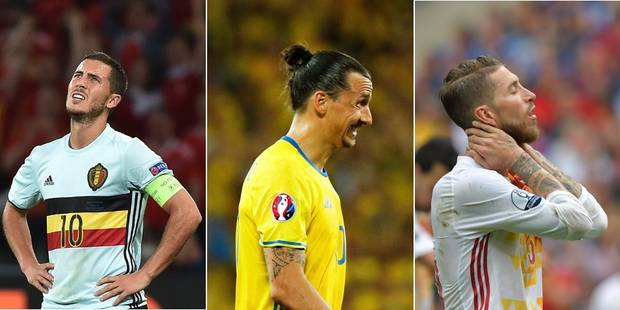 De Hazard à Zlatan, les stars en vacances anticipées - La Libre
