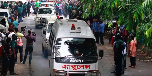 Bangladesh: 20 étrangers tués lors d'une prise d'otages qui tourne au carnage - La Libre