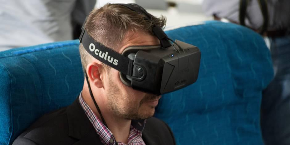 La réalité virtuelle pour vaincre sa peur de l'avion